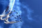 战斗飞机巡航
