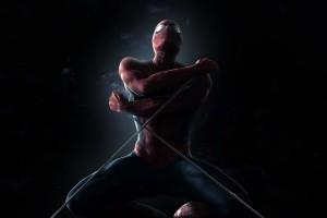 蜘蛛侠写真