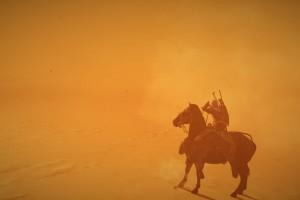 刺客信条沙漠骑马