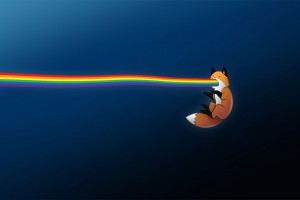 狐狸的彩虹屁