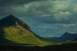 绝美大山风景4K