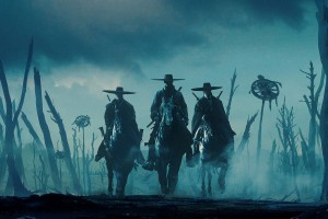 骑马的三剑客
