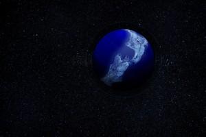 未知的星球