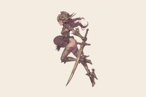 终末的女武神