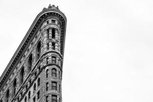 纽约某建筑
