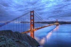 金门大桥-Golden Gate Bridge