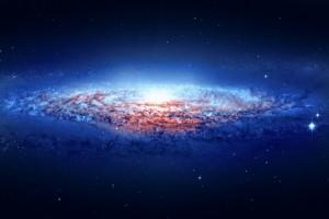 超美的宇宙星河