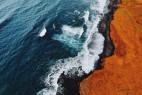 4K 超大海洋悬崖壁纸