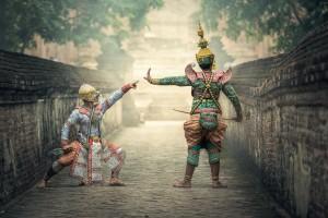 4K高清泰国神像