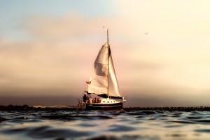 加利福尼亚帆船