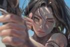 鬼刀-射箭女