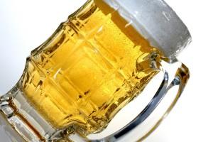黄色小麦啤酒
