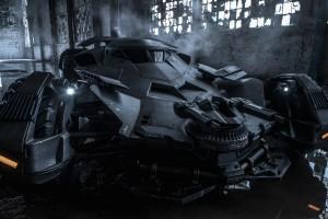 蝙蝠侠战车