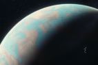 地球与宇航员