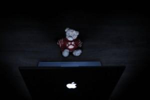 泰迪熊和Mac
