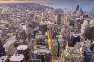 芝加哥风景