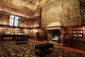 中世纪欧洲图书馆