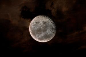 高清月球写真