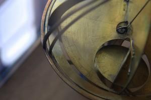 古老的时钟