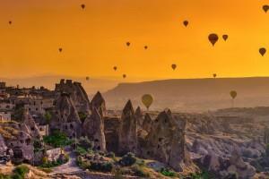 浪漫土耳其