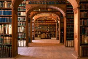 欧式图书馆
