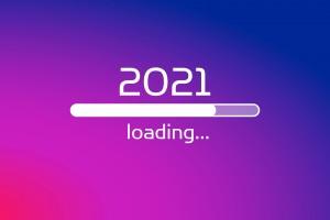 2021 元旦快乐
